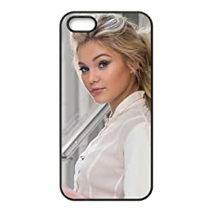 olivia holt bello 2015 iPhone 4 4s Cell Phone Case Black xlb2-256027