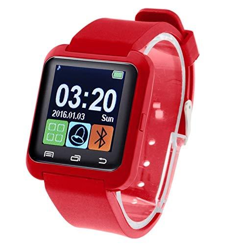 WEIHONG Pantalla Smart Watch U80 Bluetooth Health Smart ...
