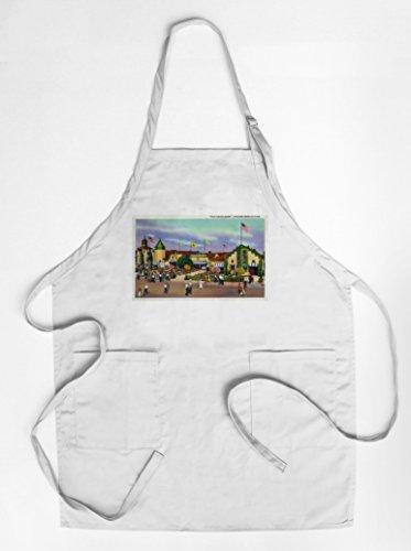 chicago-illinois-worlds-fair-the-old-heidelberg-inn-quality-cotton-polyester-chefs-apron