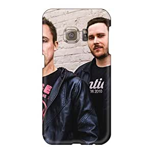 Scratch Protection Cell-phone Hard Covers For Samsung Galaxy S6 With Provide Private Custom Lifelike Incubus Band Series EricHowe