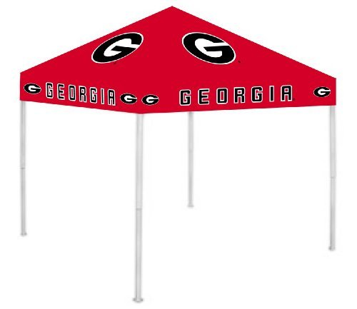 GEORGIA BULLDOGS NCAA ULTIMATE TAILGATE CANOPY (9 X 9) by Rivalry