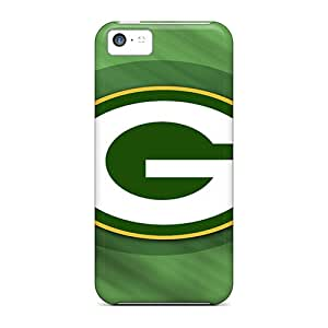 Top Quality Rugged Green Bay Packers Cases Covers For Iphone 5c