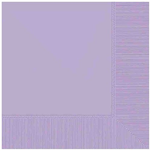 Lavender 3-Ply Dinner Napkins | Party Supply | 240 ct.