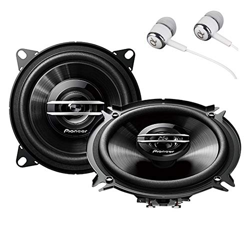 Big Save! Pioneer TS-G1020S 420 Watts Max Power 4 2-Way G-Series Coaxial Full Range Car Audio Stere...
