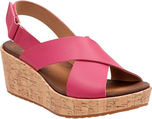 Clarks Pink Shoes - 4