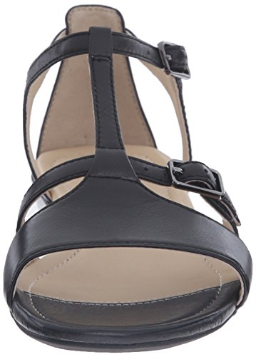Black1001 Sandals Women's ECCO Bouillon Black EW71a1qngI