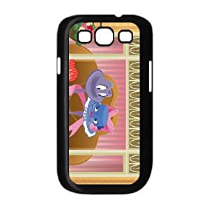 Samsung Galaxy S3 9300 Cell Phone Case Black Make Mine Music Character Alice Bluebonnet 001 MWN3846149
