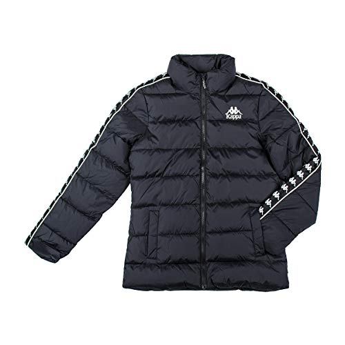 Kappa Women Winter Jacket Denise, Size:L, Color:Black