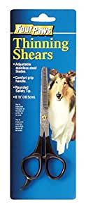 Four Paws Dog Grooming Thinning Shears
