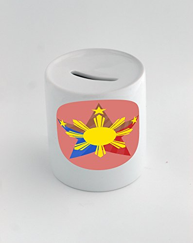 Money box with This is a completely fictional design. inspired by https commons.wikimedia.org wiki File Philippine_mythology_barnstar_protection_amulet.jpg which is also completely fictional even thou
