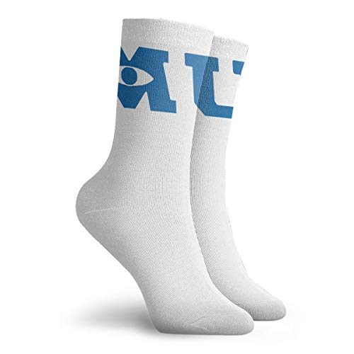 Monsters University Merchandise Unisex Teen Cute Fashion Cool Sports Skateboard Socks