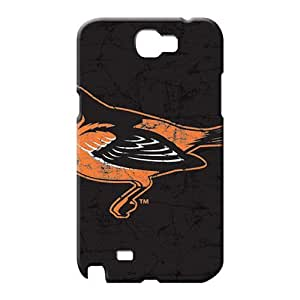 samsung note 2 case Retail Packaging Scratch-proof Protection Cases Covers phone case cover baltimore orioles mlb baseball