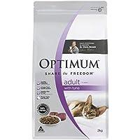 Optimum Adult Tuna Cat Food 2 kg 1 Pouch Medium