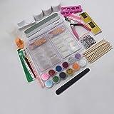 Arkutor Nails Tips Art Acrylic Powder Primer