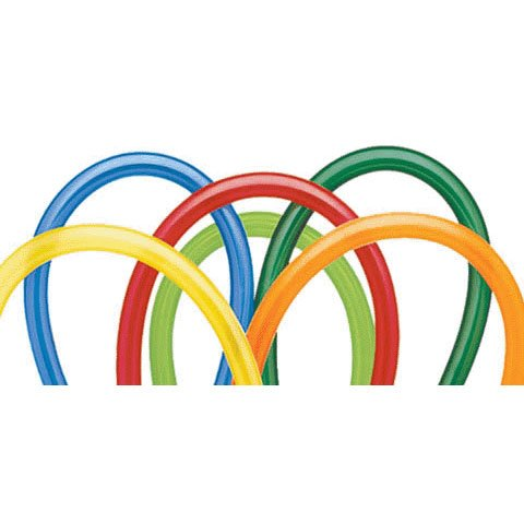 Qualatex 260Q Carnival Latex Assortment Professional Pack Pack Of 250]()