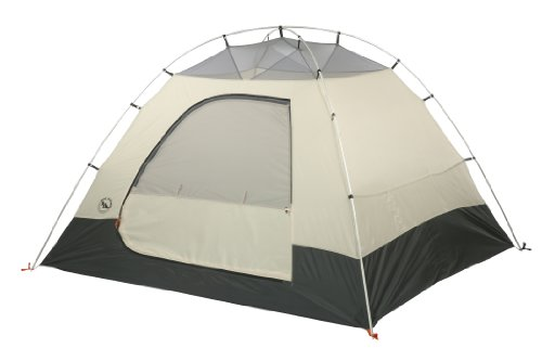 Big Agnes Coulton Creek 4 Person Base Camp Tent, Outdoor Stuffs