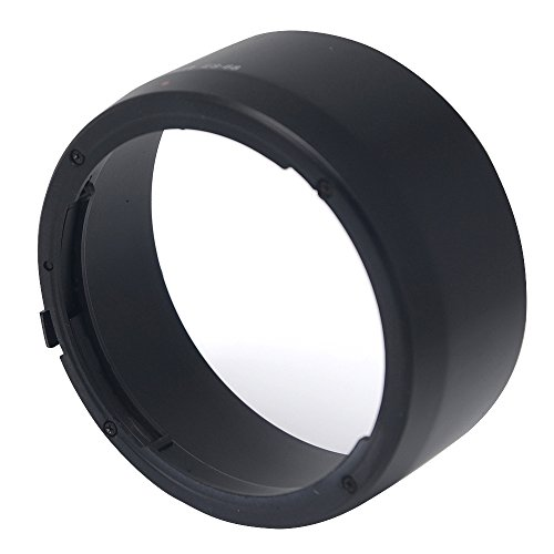 Haoge Bayonet Lens Hood for Canon EF 16-35mm f4L is USM Lens Replaces Canon EW-82