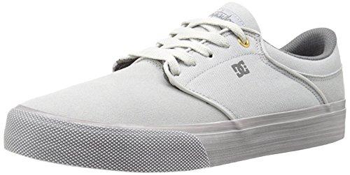 DC Mens Mikey Taylor Vulc Mikey Taylor Signature Skate Shoe, Gris claro, 44.5 D(M) EU/10 D(M) UK