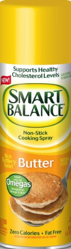 Non Stick Cooking Sprays (Smart Balance Non-Stick Cooking Spray-Butter Flavor-5)