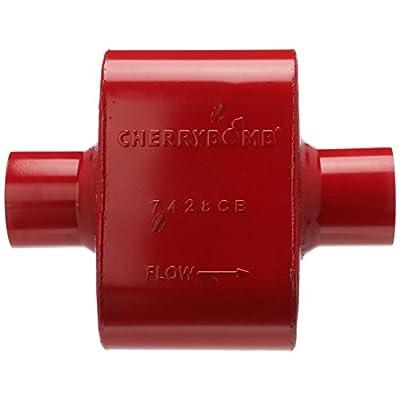 Cherry Bomb 7428 Extreme Muffler: Automotive