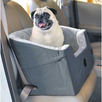 Amazon Com Pupsaver Original Dog Car Seat Black White