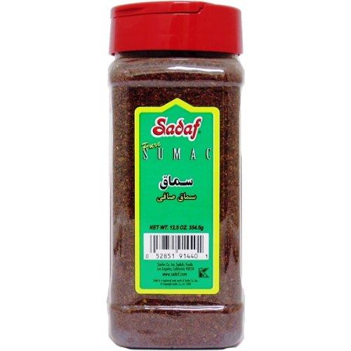 Sadaf Sumac Pure, 12.5-Ounce (Pack of 4)