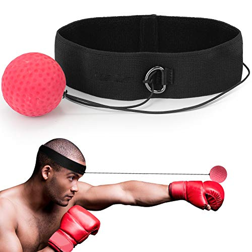 Response Training Headband Boxing Reaction Speed Ball Fun Toy for Children