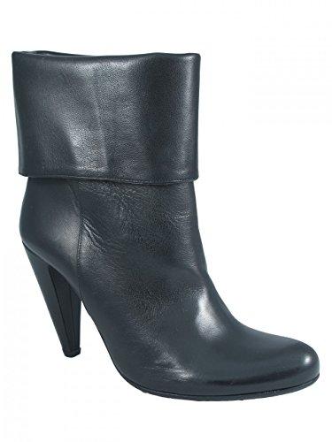italian women's Bootie 829 Black Albano zU1qwt