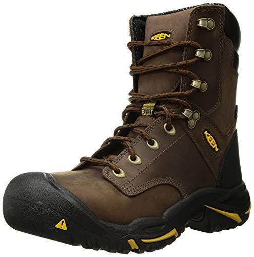 Keen Utility - Mens Mt Vernon 8 (Steel Toe) Work Boots