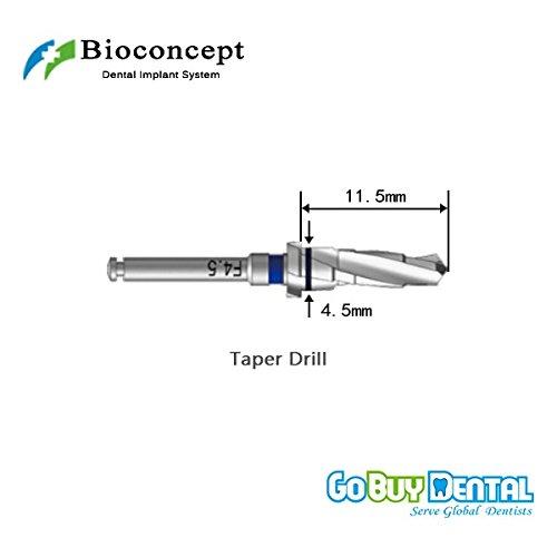 Osstem TS3(Hiossen ET3)Compatible Instrument D4.5 L11.5