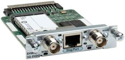 Cisco 3G wireless Enhanced High-Speed WAN Interface Card EVDO version