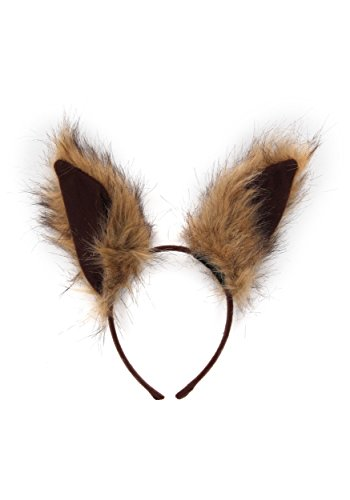 Deluxe Squirrel Ears Headband - ST for $<!--$10.99-->
