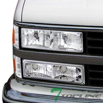 1994 chevy silverado 1500 grill - 7