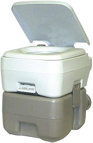 Midland - WC portátil: Amazon.es: Bricolaje y herramientas