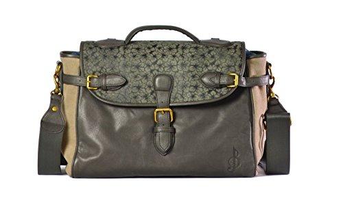 Liebeskind Berlin Jesse Boykins Leather Convertible Backpack, Messenger, Briefcase