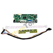 Hdmi/vga/dvi/audio Controller Board Kit M.nt68676.2a for DIY Monitor Compatible with Screen Lp156wh2 Lp156wh3 Lp156wh4 Ltn156at02 Ltn156at05 and so on 1366768 LED Screen