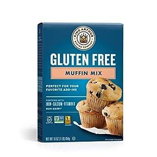 King Arthur Flour Muffin Mix, Vanilla, 16 oz