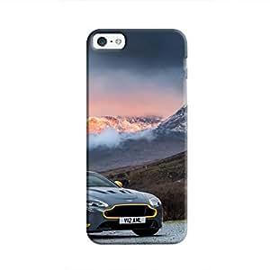 Cover It Up - AM Vantage GT8 Orange iPhone 5/5s Hard Case