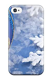 Hot Design Premium GHKgPYl5UVoDY Tpu Case Cover Iphone 4/4s Protection Case(christmas 2)