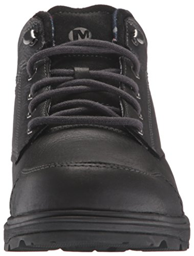 Boot Chukka M Men's Casual Merrell Black Brevard pZO6x1