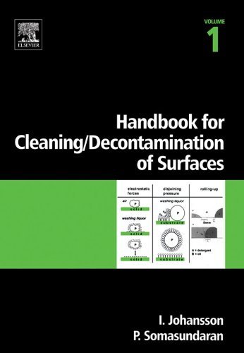 Handbook for cleaning/decontamination of surfaces Pdf
