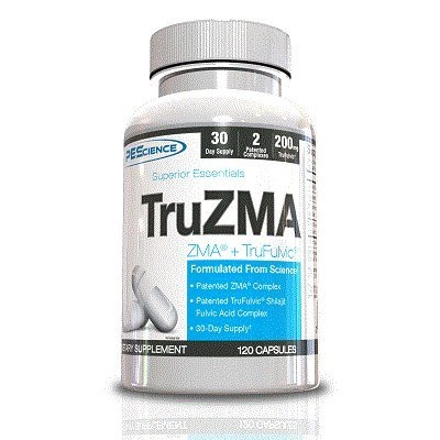 PEScience TruZMA 120 capsules