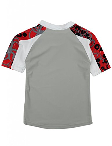 05d62f2849d11 Tuga Boys Breaker S/S Rash Guard (UPF 50+), Crimson, 11/12 yrs - Buy Online  in UAE. | Misc. Products in the UAE - See Prices, Reviews and Free Delivery  in ...