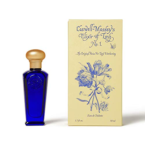 (Caswell-Massey Eau De Toilette Perfume - Elixir of Love No. 1 Scented Cologne Spray For Women - 1.7 Ounces)