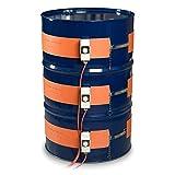 Multitanks - Chauffages de Fûts en Silicone 0-120ºC - 200 litres