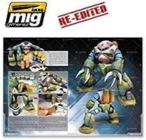 AMMO MIG-6013 Combat-Painting Mechas Inglés, Teclado para ...