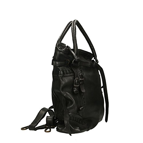 Chicca Borse Luxury Edition Shoulder Bag Vintage Borsa a Spalla da Donna in Vera Pelle 100% Genuine Leather 33x37x10 Cm Vista Económico Venta Éxito De Ventas Almacenista Geniue Barato Mzw9RSLs