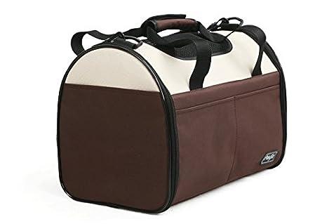 Becko - Bolso de viaje plegable extensible con acolchado y extensión (50 x 30 x