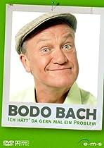 cd Künstler Bodo Bach - Ich haett da gern mal ei Bodo Bach DVD