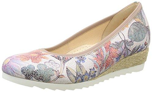 Shoes Escarpins Multicolor Jute 40 Epworth Femme Gabor Multicolore fxqd4Cw